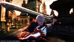 devil may cry 4 nero by money666mo