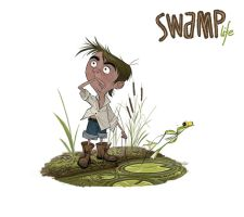 SWAMP life - Chester by GuillermoRamirez