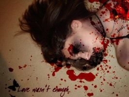 Love wasn't Enough by TheEpilogueOfLife