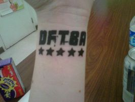 DFTBA Tattoo by harelquin-demon