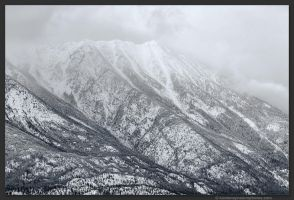 Snow - Mountain by kootenayphotos