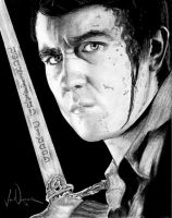 Harry Potter Project: Neville Longbottom by artbyjoewinkler