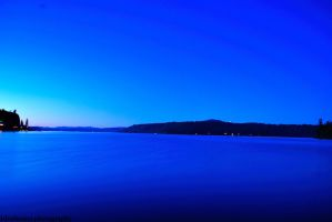 shades of blue by ISLEOFMANNPHOTOS