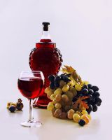 Young homemade wine by Daykiney