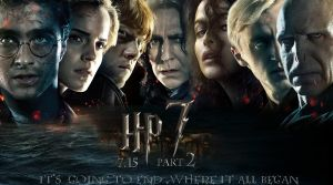 deathly hallows part II by thedemonknight