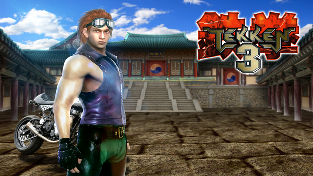 Tekken 3 - Hworang by Hyde209