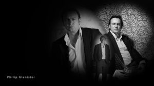Philip Glenister by Melwasul