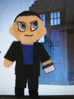 Doctor Number Nine Plush by Raechi-Cherie