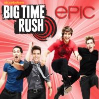 Big Time Rush CD Cover - Epic by xNiciCupcake