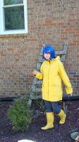 My Coraline Cosplay by gir-the-doggy