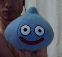 Handmade Slime Plushie by clefrayearth