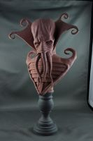 Illithid Mindflayer WIP by Blairsculpture