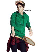 Xiumin PNG Render by fainleo