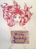 Happy Birthday Therese by lulu373