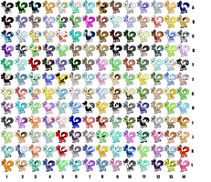 [5 Points Each!] 168 CANINE ADOPTS by Truucey