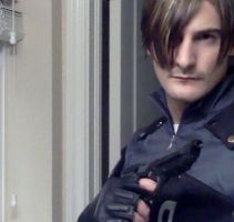 Leon Kennedy / Resident evil 2 by RobotRubberDucky