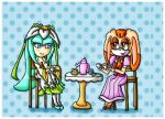 Mothers Tea by ninpeachlover