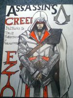 Ezio Auditore Da Firenze by GamerGirl929