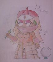 Story Character: Hareme the Clairvoyant by Arrol-S