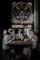 Lady Gambler by SAMLIM