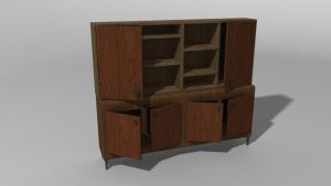 Cabinet by Rad-Puppeteer