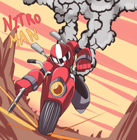 nitro man by XNaKaMaX