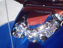 Red blue hot rod 1 by Ozzlander