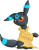 [Umbreon] Let it Glow by RicePoison