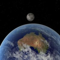 Australia's Moon by Arkanith