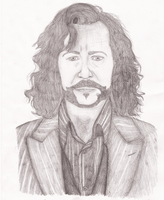 Sirius Black by IchBinJayne