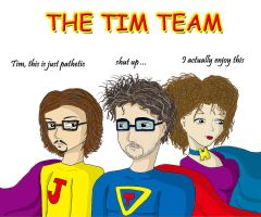 the Tim team by roozki92