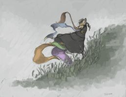 Colored Cloth of a Wizard by Zethelius