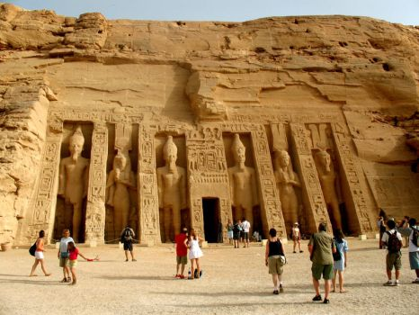 Abu Simbel 2 by Tempting-Resources