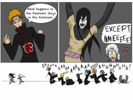 What Happens in the Akatsuki... by Chelseam2