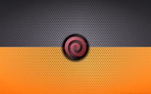 Wallpaper - Uzumaki Clan 'Back Patch' V.2 Logo by Kalangozilla