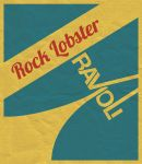 Rock Lobster Ravioli poster by BryanZavestoski