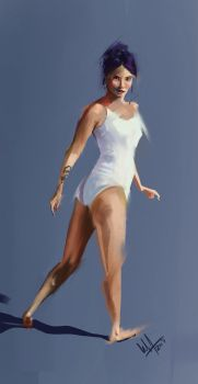 Woman study by Andoc88