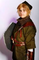 One more last time -  Medieval Link cosplay by Grenier-Illiane
