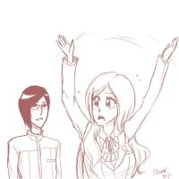 It was THIS big Ishida-kun... by AlexaClyne