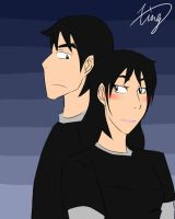 Kevin and Kevin by Xing-2-Lee