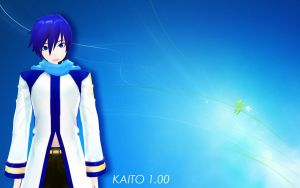 Start up Windows: KAITO 1.00 by FlowerAppend