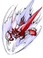 Super Robot Getter Robo Dragon by VOLTES