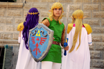 A Link Between Worlds - 03 by JustBeFriend