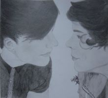 Larry Stylinson by Helga369