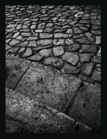 Bricks and Stones by Fractal-Flux