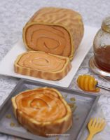 Honey Cake Roll by theresahelmer