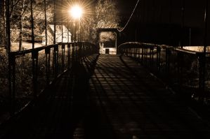 Walls and Bridges by macgerahty