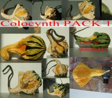 Colocynth PACK 1 by whynotastock