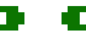 DatCrazyCreeper Logo (White version) by Catali2016
