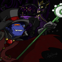 The Count and the King by DordtChild